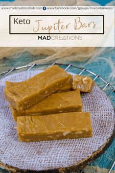 Mad Creations Sugar Free Jupiter Bar is super easy and very delicious keto sweet snack. Mad Creations Sugar Free Jupiter Bar is super easy and very delicious keto sweet snack. Keto Sweet Snacks, Keto Snacks, Snack Recipes, Brownie Recipes, Brownie Ideas, Dessert Recipes, Keto Foods, Cookie Ideas, Dessert Ideas
