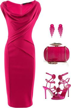 Efeito Agulha: vestidos noites