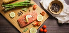 Looking for tips to stay on track after starting a whole foods diet? These suggestions show you how to make healthy eating exciting and stick with it. Whole Foods, Whole Food Recipes, Diet Recipes, Healthy Recipes, Healthy Meals, Paleo Food, Salmon Recipes, Lunch Recipes, Avocado Egg Sandwiches