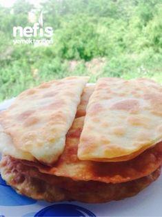 Patatesli Börek(şipşak Mayasız)