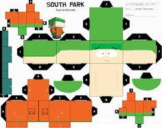 cubeecraft south park    ...BTW, GET YOUR SOUTH PARK APP:  https://play.google.com/store/apps/details?id=com.JERASeng.Worldsouthpark