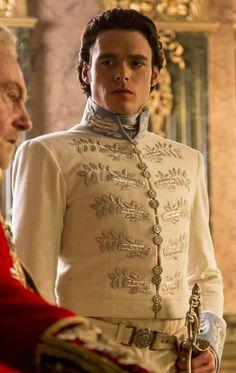 2015 cinderella prince | Cinderella 2015 - Prince Charming Cosplay Costume Version 01