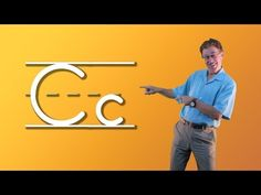 Learn the letter C. This Alphabet song in our Let's Learn About the Alphabet Series is all about the consonant c Your children will be engaged in singing, li. Alphabet Song For Kids, Alphabet Video, Alphabet Songs, Abc Songs, Kids Songs, Phonics Song, Alphabet Phonics, Phonics Videos, Abc Learning Videos