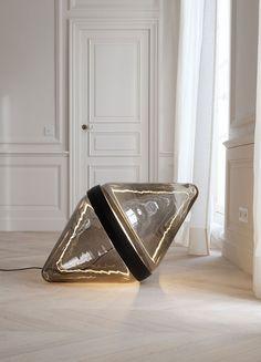 Hollow by Dan Yeffet for Wonderglass at Maison&Objet Paris 2016 | Yellowtrace