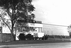 Tuscola Drive-In Theatre on Tuscola Road In Bay City, Michigan. I remember going here and have lots of good memories of those times.