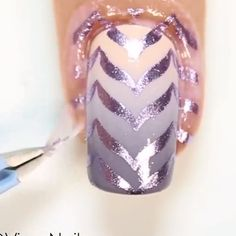 Acrylic Nail Art 628744797965985729 - Nails Art Ideas By: vics_nails Source by Cute Acrylic Nails, Gel Nail Art, Nail Art Diy, Easy Nail Art, Gel Nails, Nail Art Designs Videos, Nail Art Videos, Diy Nail Designs, Acrylic Nail Designs