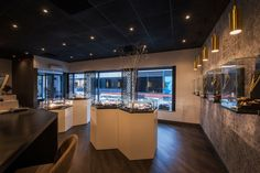Lille Perle Jewellery by Heterarchy, Royal Leamington Spa – UK » Retail Design Blog