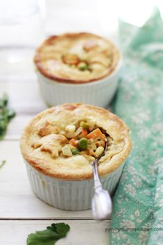 veggie potpie recipe 2 tablespoons extra virgin olive oil 1 onion, chopped 4 cups (1 -16. oz bag) frozen petite mixed vegetables 1 cup shelled edamame (fresh or frozen) 1.5 cups cubed and roasted butternut squash 1/3 cup dry white wine 2 tablespoons flour 1 1/2 cups milk 1 teaspoon dried thyme 1/4 cup chopped fresh Italian parsley salt and pepper to taste 1 prepared pie crust dough 1 beaten egg (optional for egg wash on crust)