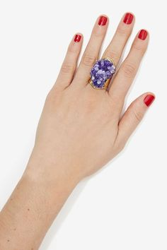 From St Xavier Kato Ring | Shop Accessories at Nasty Gal!