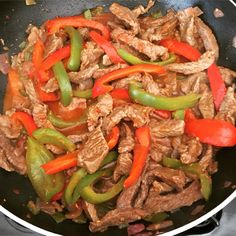#FIXATE Steak Fajitas! So easy to make and delicious. I am loving every Fixate recipe I've made so far! Best cookbook ever. I put these on corn tortillas and used Greek yogurt for sour cream. Who knew it would taste just as good?! Comment below if you would like the recipe!  Fixate Recipes, Beef Recipes, Cooking Recipes, Recipies, Healthy Food Options, Healthy Recipes, Fixate Cookbook, Healthy Family Dinners, Best Cookbooks
