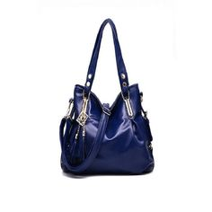 33.00$  Buy here - http://ali2t8.shopchina.info/go.php?t=32798202378 - 2017 Women tide female wild fringed leather handbag portable ladies shoulder bag brand large Messenger bags Solid Soft Tote  #magazine