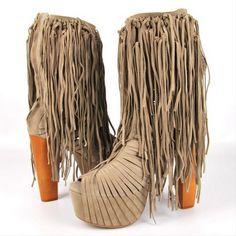Still really want these despite the price tag. Wildchild by Jeffrey Campbell