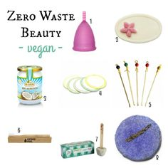 Zero Waste Beauty - ONCE UPON A CREAM | Vegan Beauty Blog