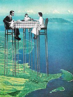 Mind Alteration – Les fascinants collages surréalistes d'Eugenia Loli