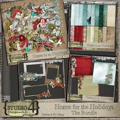Home for the Holidays - the Bundle