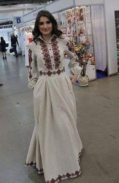 Gallery.ru / Фото #163 - Українська вишивка. Сучасний вишитий одяг. - Markira
