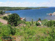 LAND Find A Job, Newfoundland, Cabins, Landing, Golf Courses, Real Estate, Boat, Dinghy, Real Estates