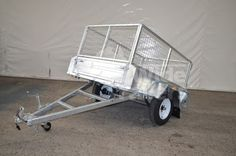 Box Trailers For Sale Gold Coast: Car Trailers Heavy Duty Single Axle For Sale Brisb...