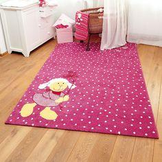 Schnuggi Rugs In Pink 0524 0380x150cm 5 0 X2 6