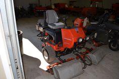 2003 Jacobsen GK IV Diesel 11 bladed Mower w/2880 hrs for sale