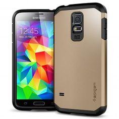 Spigen Extreme Protection Tough Armor Case for Samsung Galaxy S5/SV
