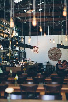Bread in Common, Fremantle, Perth, Western Australia, Australia. Roadtrip Australia, Cafe Design, Interior Design, Its My Bday, Livingston, New Shop, Public Art, Western Australia, Bar Ideas