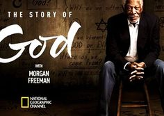 """THE STORY OF GOD: In the first 3 seconds of the trailer, Morgan Freeman looks convincingly into the camera and declares """"I have always been fascinated by God"""". Only one problem, Morgan Freeman is a rock-ribbed atheist with no belief in any god, much less the actual God of the Bible. #NTEB http://www.nowtheendbegins.com/show-like-story-of-god-are-designed-to-steal-your-faith-not-strengthen-it/"""
