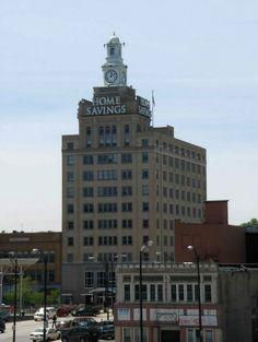 Home Savings & Loan Building ~ Youngstown, Ohio