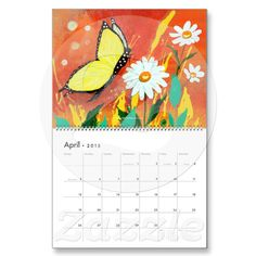 Robin Maria Pedrero 2015 Calendar   Zazzle