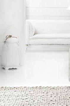 Méchant Studio Blog: white evening