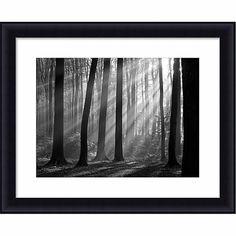 Vern Yip Home Shinning Through Framed Giclee Print