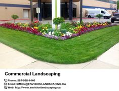Envision landscaping has been a trusted partner of not only homeowners but also businesses. We provide affordable #commercial and residential #landscaping solutions and specialize in drought-tolerant landscapes and water conservation. https://bit.ly/2IwmVhR