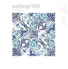 #melange800: un'armonica composizione decorativa della tradizione #ceramicavietrese #cevi