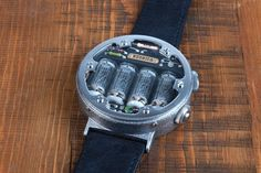 Nixie Wrist Watch styled Metro   Etsy Cool Watches, Watches For Men, Nixon Watches, Nixie Tube Watch, New Model, Vintage Watches, Arduino, Clock, Luxury Watches