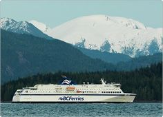 We'll be cruising on the  MV Northern Expedition, put into service in 2009, between Port Hardy and Prince Rupert on our Al-Can road trip. Can't wait to travel  through BC's famed Inside Passage.