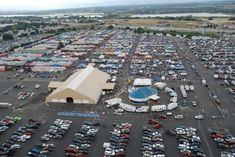 OK, OK... I know what you're thinking, but just hear me out for a second! Mile High Flea Market can be a little crowded and overwhelming, but by golly this 80-acre outdoor metropolis definitely has some of the best prices on some of the most unique finds in the state.