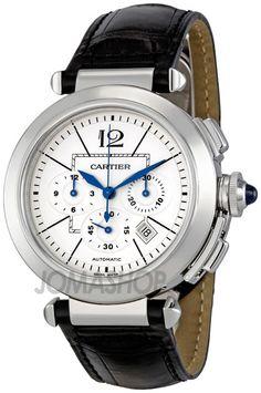 Cartier Pasha Mens Watch W3108555 $10,170