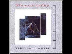 Ook mooi. I scare myself / Thomas Dolby. YouTube