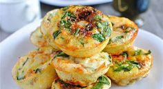 Mini tortillas italianas