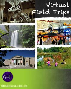Virtual Travel around North America – Eclectic Homeschooling