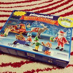 Christmas gift for me♡ I love playmobil :D ㅎㅎㅎ 대박 가격에 건졌다. 날위한 클스마스선물♡ #christmas #gift #playmobil #for me #toy #플레이모빌#크리스마스선물#제이제이린