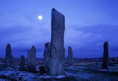 Callanish Tursachen Boreas Temple of Apollo