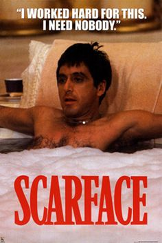 "Community Post: 11 Alternative ""Scarface"" Posters"