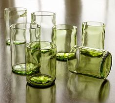 savvyhousekeeping what to do with wine bottles cut glass drinking glasses recycle reuse bottles