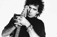 Keith Richards ♥️