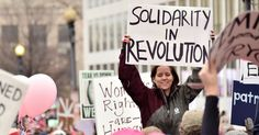 """3 Things Sociologists Learned by Studying the Women's March. The power of """"intersectional activism – a version of activism that is sensitive to how race, class, gender and sexuality complicate inequality."""""""
