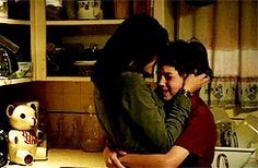"When Callie and Jude are reunited. | 15 Moments From ""The Fosters"" That Made You Feel Feelings"