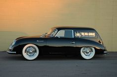 The Kreuzer Custom built (1958) Porsche Sedan Delivery