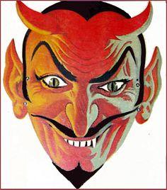 Creepy Devil