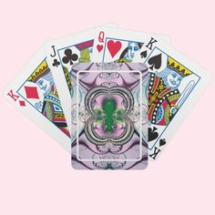 Magic Window Card Decks